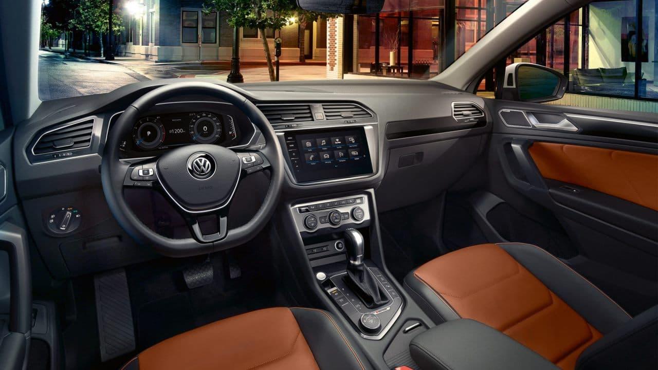"""Картинки по запросу """"Volkswagen Tiguan салон"""""""